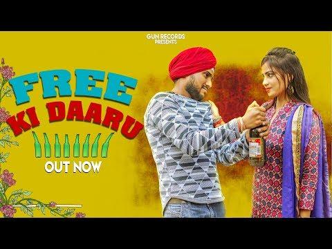 Haryanvi Song | Free Ki Daru | Veenu Gaur | Akshay Kumar, Preeti Panchal | New Haryanvi Songs 2018