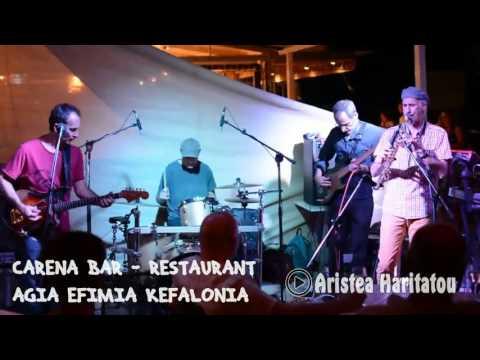 Kefalonias.gr   Οι Mode Plagal LIVE στο Carena Bar-Restaurant στην Αγία Ευφημία  13/7/16