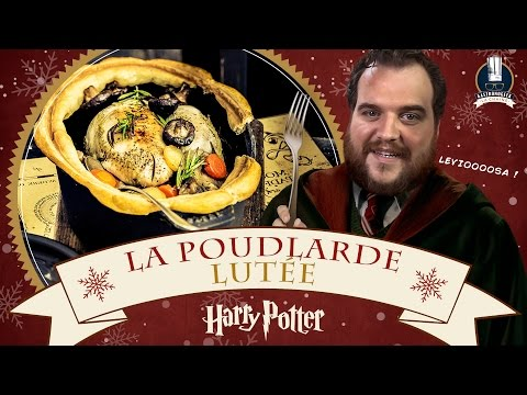 RECETTE HARRY POTTER - La Poudlarde Lutée -  (S01E05) - Gastronogeek®