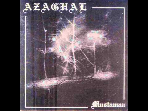 Azaghal - Mustamaa (Full Album)