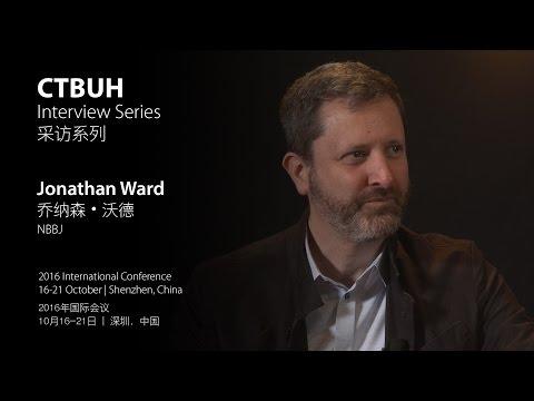 CTBUH Video Interview – Jonathan Ward