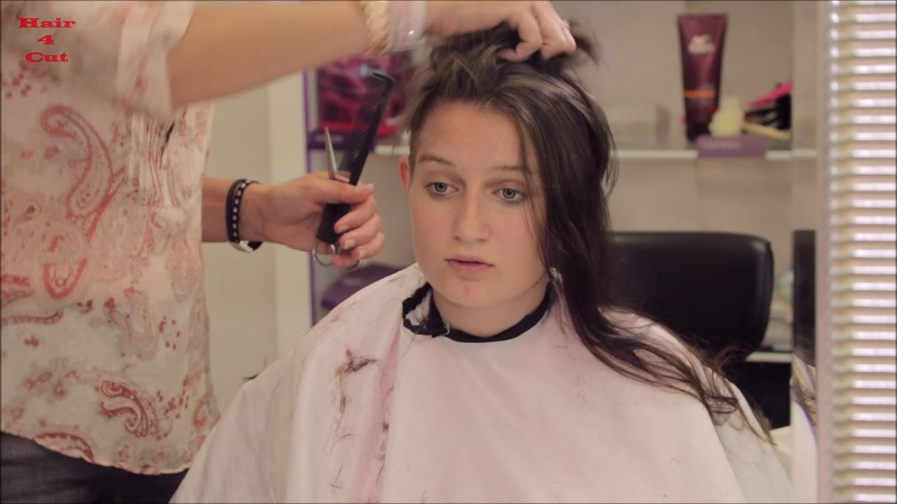 2018 33 Jana Preview Long Hair Cut Very Short Youtube