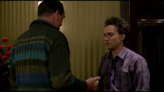 You ever eat here before?    Johnny Galecki, David Proval