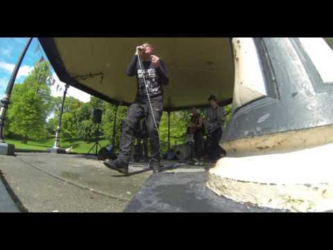 Paranoid Visions @ The Bandstand, Phoenix Park,21/05/16Pt;2