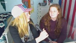 Sarah Butler hosts CowGirlsLIVE!