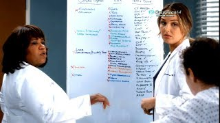 Grey's Anatomy 15x05 Bailey & Jo Working Together and Diagnosed Patient with MALS