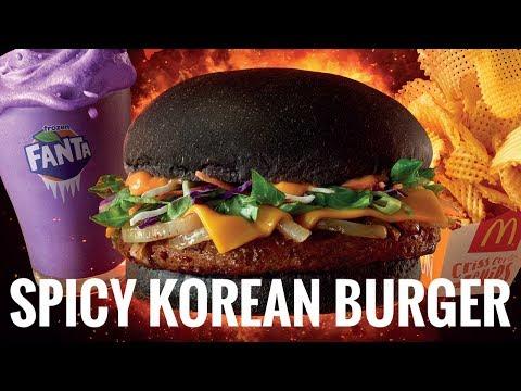Review: Spicy Korean Burger (McD Malaysia)