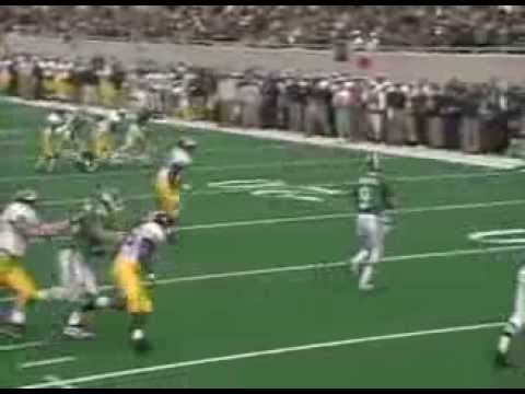 1997 Big Ten Football Greatest Moments-Charles Woodson 1 Handed Interception against MSU