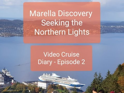 Marella Discovery Cruise Seeking the Northern Lights in Norway - Episode 2