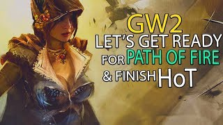 Guild Wars 2 - Going Through This Fun MMORPG's Expansion Heart Of Thorns Ready For Path Of Fire!~