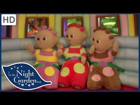 In The Night Garden - Waving From Ninky Nonk | Full Episode