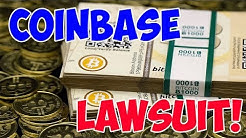 Coinbase Lawsuit Over Bitcoin Cash??