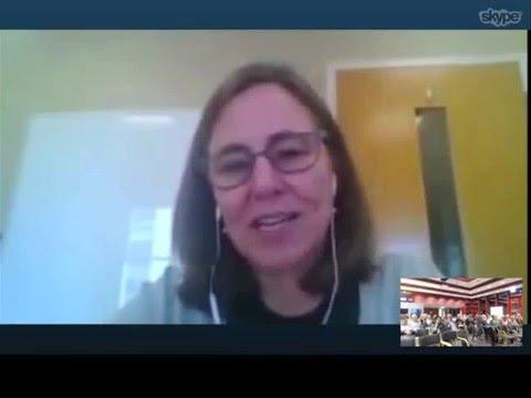 Vortrag von Annie Leonard, Direktorin Greenpeace USA (auf englisch)