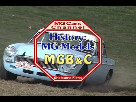 MGB & C On The MG Cars Channel -