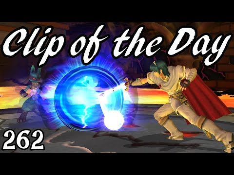 Clip of the Day 262 | The Aura is mightier than the sword