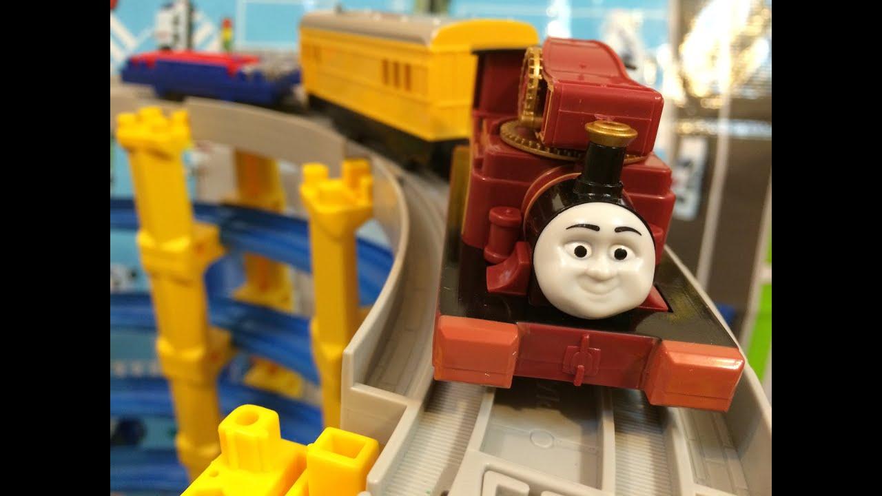 trains jouets petit train harvey thomas et ses amis. Black Bedroom Furniture Sets. Home Design Ideas