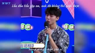 [Vietsub] HAPPY CAMP NHÀ HÀNG TRUNG HOA: Vương Tuấn Khải hát chay như tỏ tình