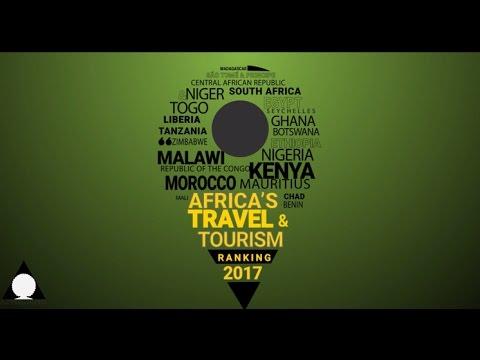 Africa's Travel & Tourism Ranking 2017