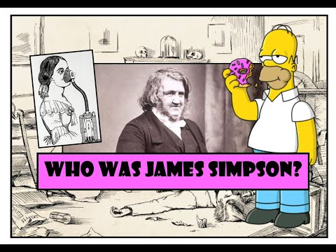 Who was James Simpson?