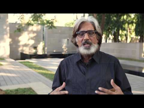 The Presence of Absence - Dr Anji Reddy's Memorial, Architect Sanjay Mohe