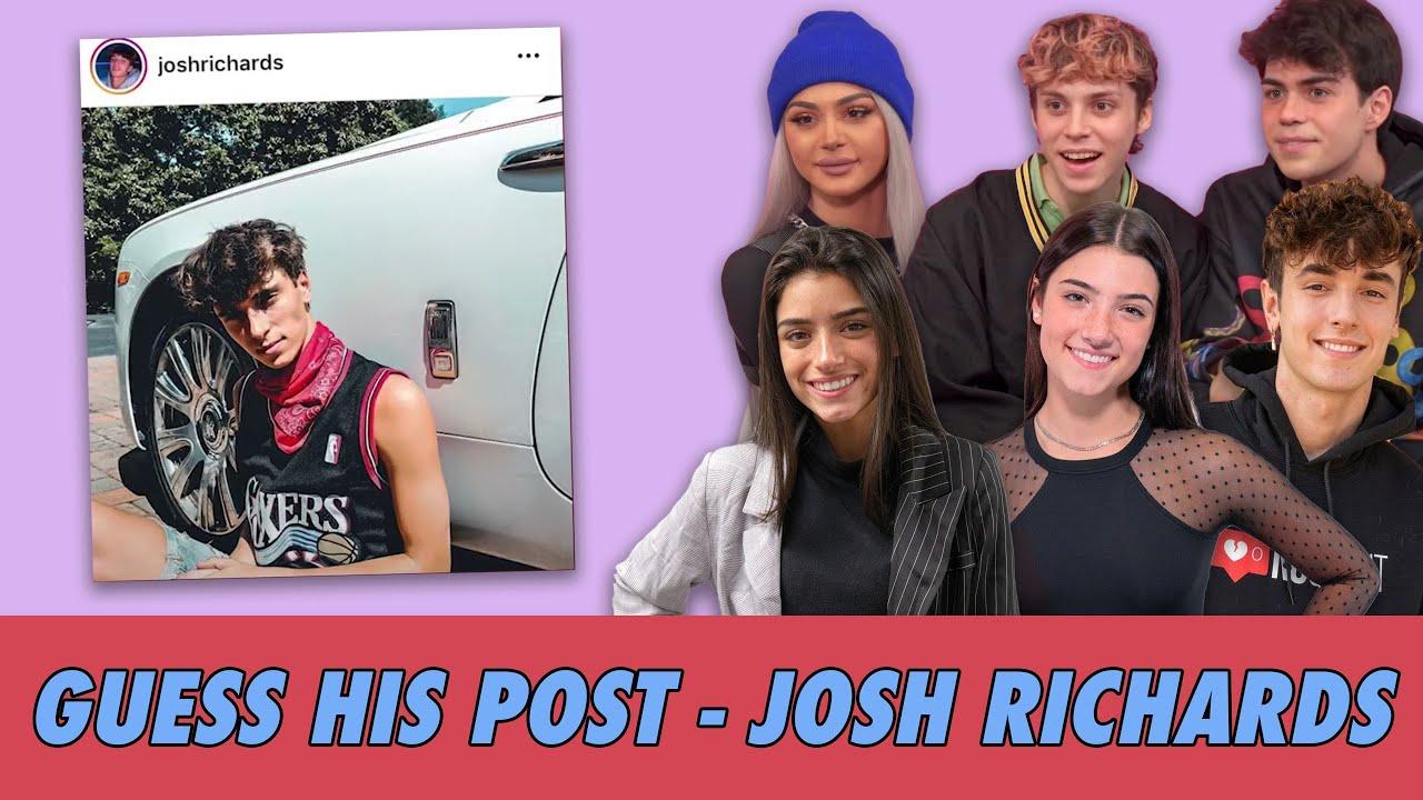 Guess His Post - Josh Richards