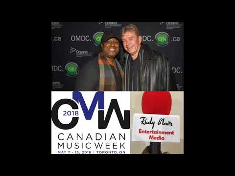 Chat w Neil Dixon on Canadian Music Week 2018 May 7th to 13th