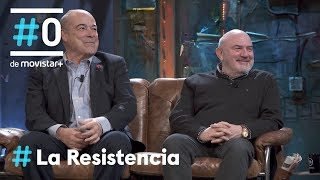 LA RESISTENCIA - La mili de Jesús Bonilla   #LaResistencia 21.01.2020