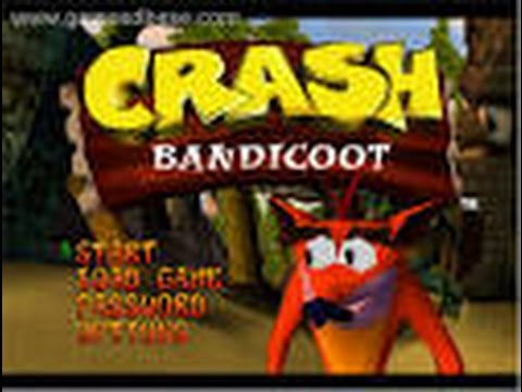 Lets play Crash bandicoot (part 7) I didnt die for once and chatroulette