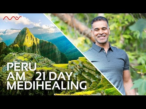 Mas Sajady Program Reviews | *FULL* 21 Day Medihealing - AM | Cusco, Peru