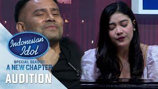 Download lagu Suara Merdu Putri Jasmin Membuat Judika Terkesima  - Audition 3- Indonesian Idol 2021