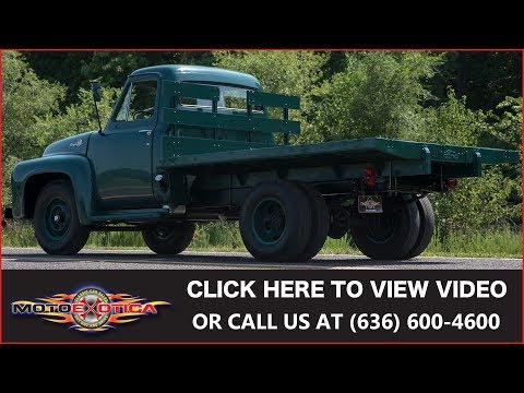 1955 Ford F-350 || SOLD