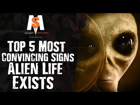 Thumbnail: Top 5 Most CONVINCING SIGNS That ALIEN Life Exists