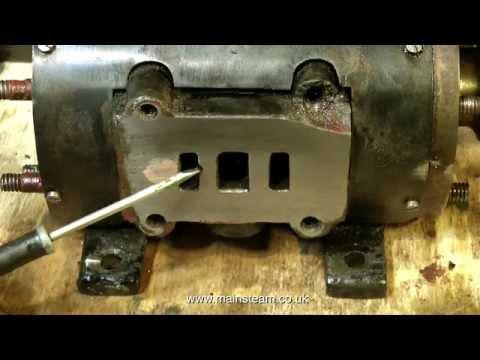 PART #2 - RENOVATING A VINTAGE WORKSHOP TYPE STEAM ENGINE