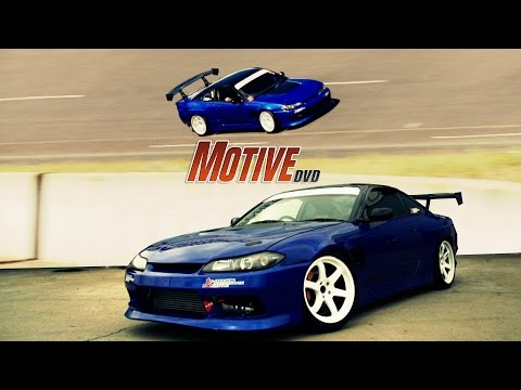 RB25 Powered Time Attack Widebody S15 Silvia with Denzo