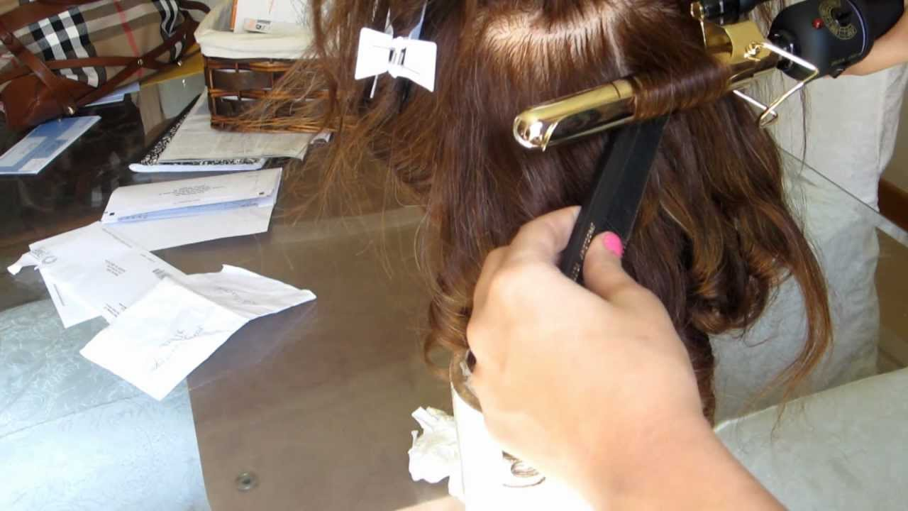 How To Professionally Curl Hair With A Marcel Iron Youtube