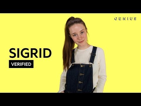 "Sigrid ""Strangers"" Official Lyrics & Meaning | Verified"