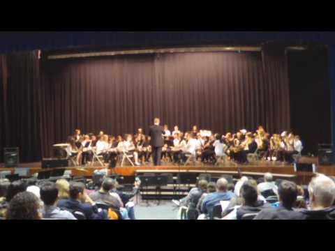 Wissahickon Middle School 2016 Rattle the Cage 7th and 8th Grade Band