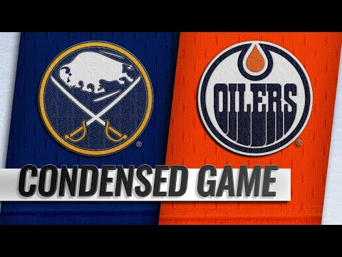 01/14/19 Condensed Game: Sabres @ Oilers