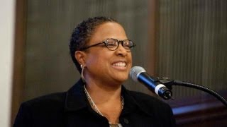 Lesbian Bishop Yvette Flunder Inspirational Speech, Gay Marriage, Prop 8, DOMA