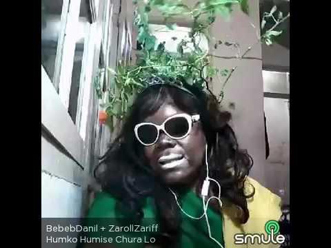 Smule Gokil .. Humko Humise Chura Lo (mohabbatein) - Zaroll Zariff & Pohon Cabe 😂 Mp3