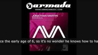 Jonathan Martin - Insidious (AVA019)