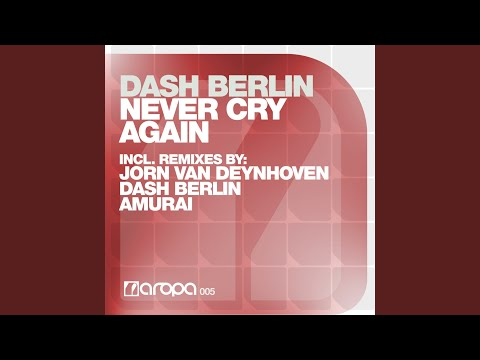 Never Cry Again (Original Vocal Mix)