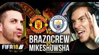 CHI PERDE, FOTO IMBARAZZANTE - BRAZOCREW vs MIKESHOWSHA - 1vs1 - FIFA 18