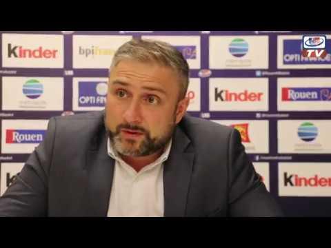 Pro B (J28) - Rouen vs Saint-Chamond