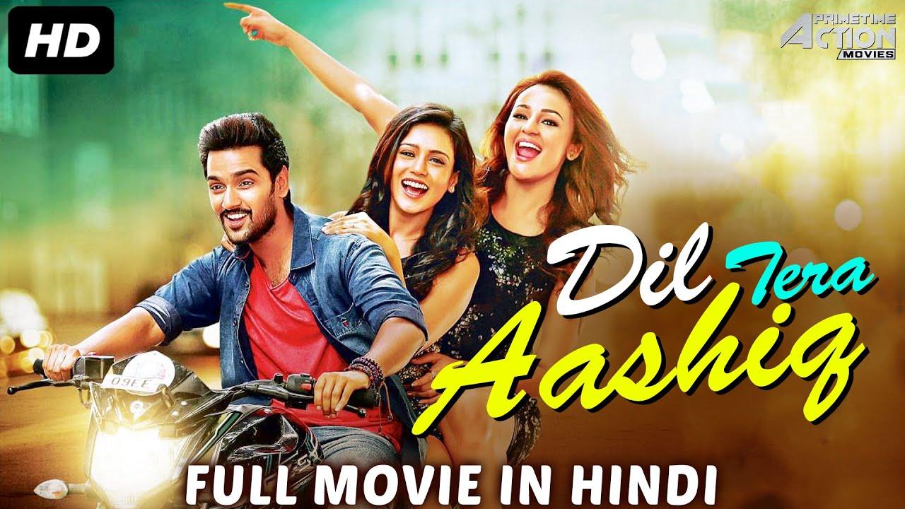 DIL TERA AASHIQ - Full Romantic Movie Hindi Dubbed |Superhit Hindi Dubbed Full Action Romantic Movie