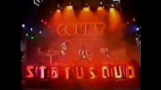 STATUS QUO - Rockers Rollin