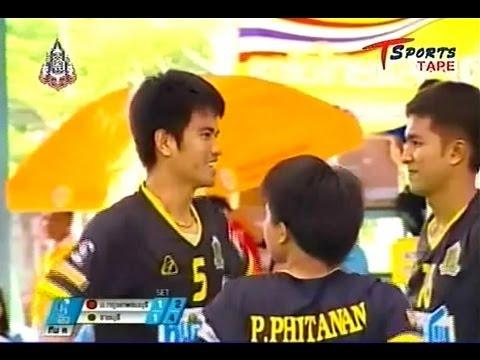 BTU - Ratchaburi Takraw Thailand League 2013
