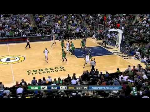2010-11 Boston Celtics VS Indiana Pacers (New Streak Coming)