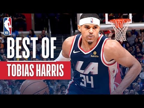 Tobias Harris' Early Season Highlights | Kia NBA Player of the Month #KiaPOTM