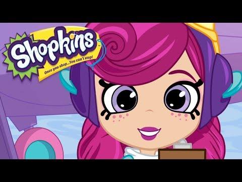 Shopkins | Shopkins World Vacation Trailer | Shopkins Cartoon